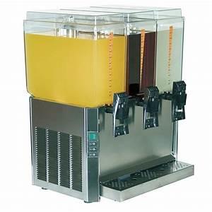 Distributeur De Boisson : distributeur de boisson r frig r 1 2 3 ou 4 cuves 12l majestic innovation ~ Teatrodelosmanantiales.com Idées de Décoration