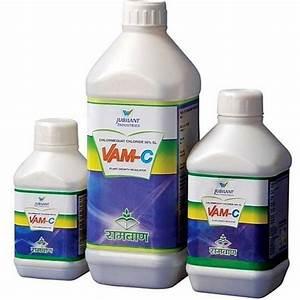 VAM C (Chlormequat Chloride) Plant Growth Regulator JACPL