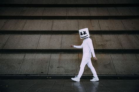 Marshmello Tour Hd Music 4k Wallpapers Images