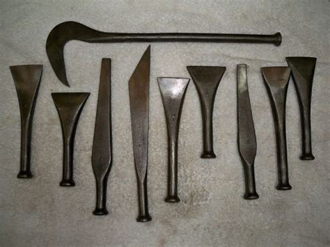 images  early colonial wrought iron tools