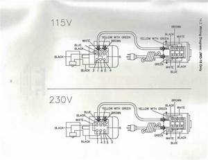 Electric Motor Wiring Diagram