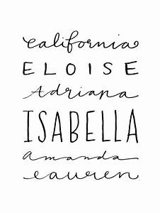 233 best images about Fonts and Type on Pinterest   Fonts ...