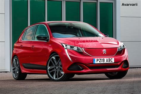 Peugeot 208 Gti by New 2019 Peugeot 208 Gti Hatch To Be Offered In