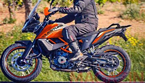 ktm  adventure pics launch details