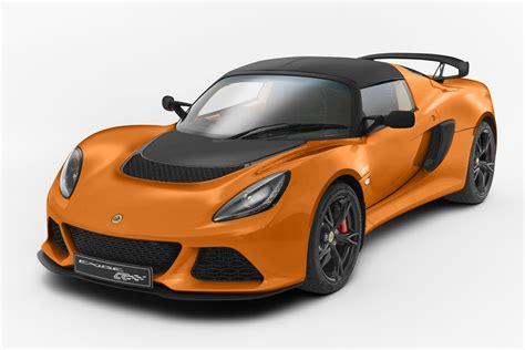 Lotus Exige S Gets Faster, Lighter Club Racer Version ...