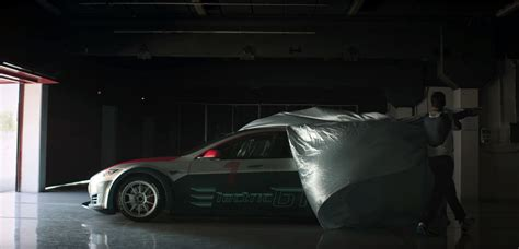 Electric Gt Unveils The Tesla Model S Race Cars The New