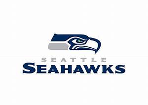 Seattle Seahawks Logo - Transfer Decal Wall Decal Shop
