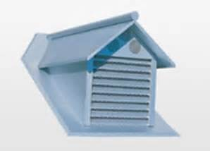 fielders decorative dormer vent type 9 bluescope steel
