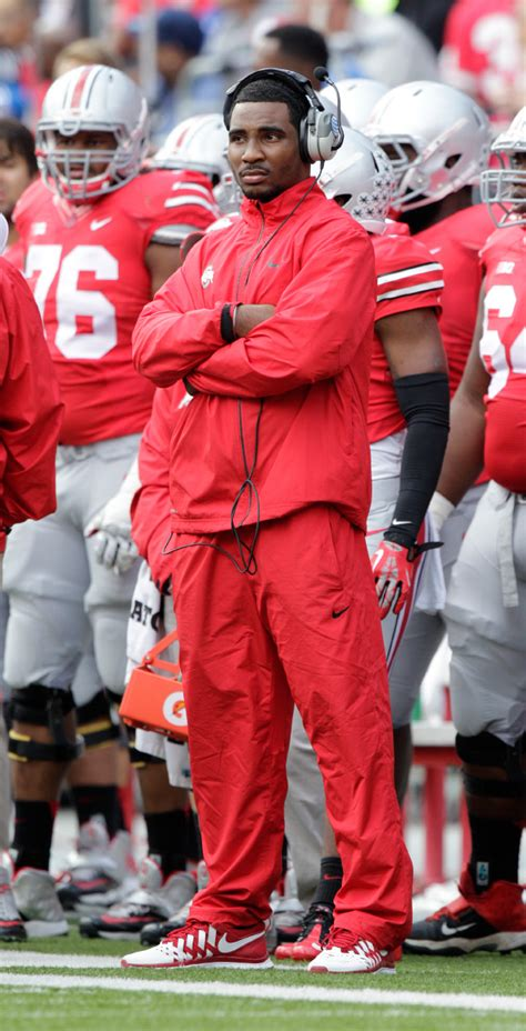 This is bigger than the Buckeyes.Ohio State quarterback ...