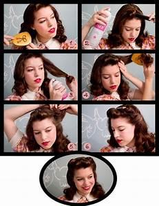 1930s hair tutorial - Google Search | Hair | Pinterest ...