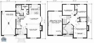 plan de maison 2 etages madame ki With plan maison 100m2 2 etages