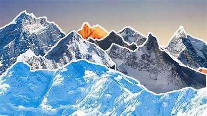 Highest Mountain Mountains Mpora Expeditions Mountaineering Many