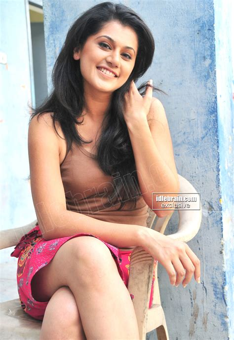 Hot Tapsee Pannu