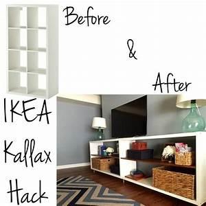 Ikea Kallax Hack : ikea kallax hack ikea kallax hack kallax hack and tv cabinets ~ Markanthonyermac.com Haus und Dekorationen