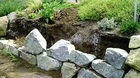 Gartenmauer Naturstein Kosten by Trockenmauer Bauen Walls Cobbles
