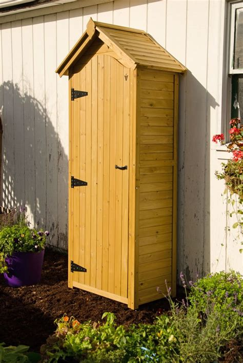 Sentry Shed Garden Tool Storage