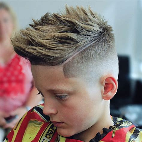 cool haircuts  boys  guide