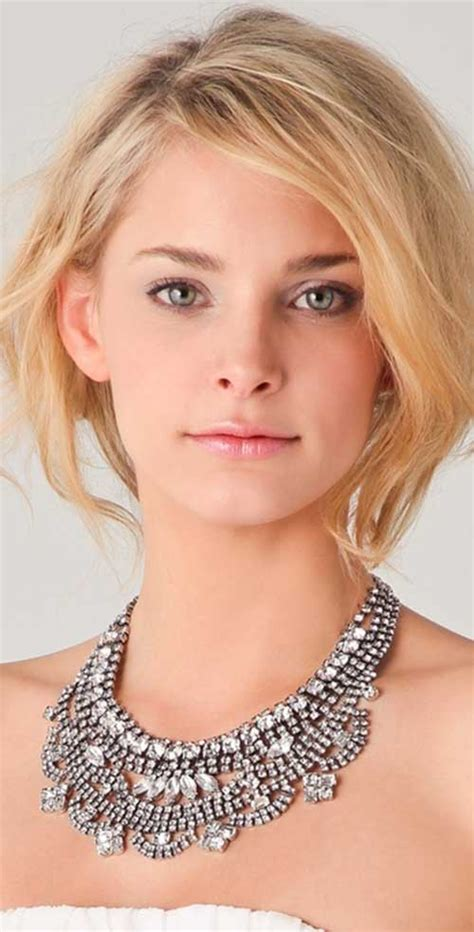 short blonde gorgeous braided curly hairstyle Styles 7