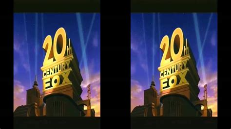 20th Century Fox 3d (cinemascope Format)