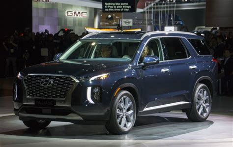 2020 Hyundai Palisade Release Date by 2020 Hyundai Palisade Release Date Interior Specs