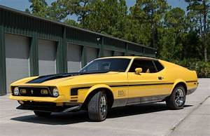 1972 FORD MACH-1 MUSTANG cars fastback yellow wallpaper | 2560x1649 | 1075925 | WallpaperUP