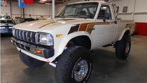 Toyota 4x4 For Sale by 1983 Toyota 4x4 Regular Cab Sr5 For Sale Near