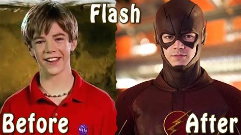 The Flash ★ Before And After  Youtube