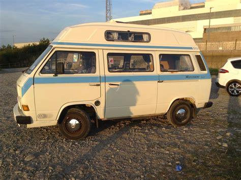 used volkswagen van used rvs 1984 vw t25 hightop cer van for sale by owner