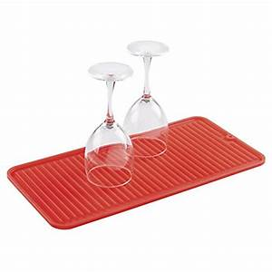 cuisine maison egouttoirs trouver des produits With tapis pour égoutter la vaisselle