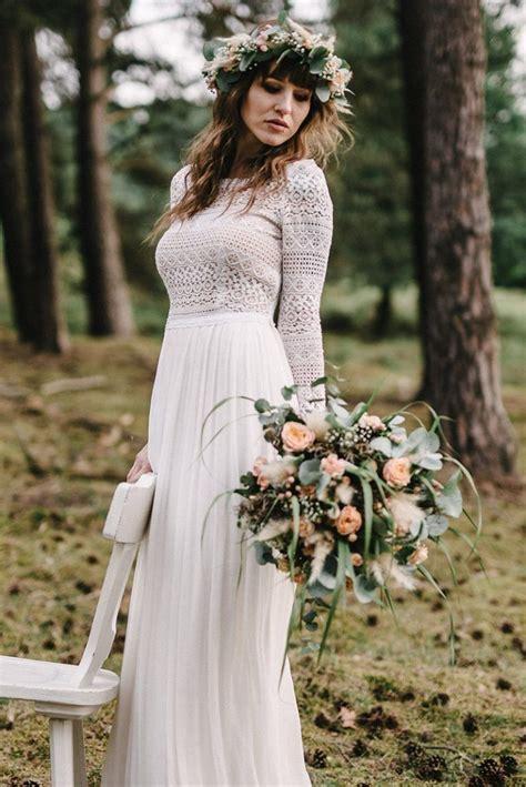 bohemian kleid hochzeit bohemian bridal editorial γάμος kleid hochzeit hochzeit kleidung b 246 hmische braut