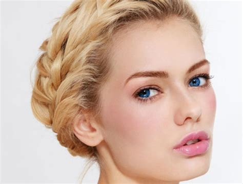 braut make up blaue augen braut make up f 252 r blondinen haarfarbe gibt ton an fem