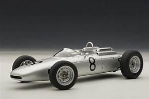 AUTOart Porsche 804 F1 Jo Bonnier Nurburgring 1962 8