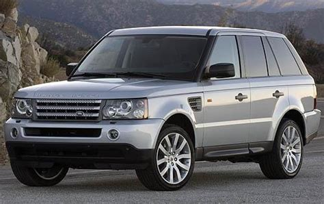 Used 2008 Land Rover Range Rover Sport For Sale Pricing