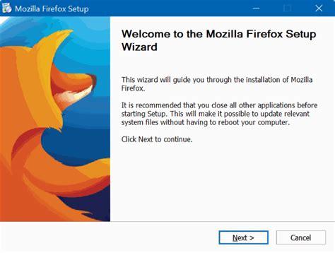 Download Firefox 64-bit Offline Installer For Windows 10 X64