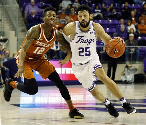 Texas Basketball Longhorns Crack Against Tcu In Another