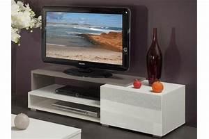 Table Pour Tv : meuble sous tele murale soldes meuble tv design ~ Teatrodelosmanantiales.com Idées de Décoration