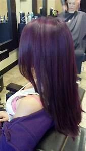 Dark Violet. ellumen color by Ashley Stone | Hair Styles ...