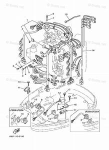 Yamaha Outboard Parts By Year 2002 Oem Parts Diagram For