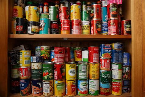 Cupboard Food by How To Survive A Nuclear Attack According To An Expert