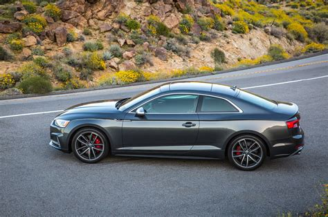 2018 audi s5 coupe review automobile magazine