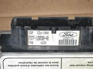 Buy 1994 94 1995 95 Ford F250 F350 F450 Truck Van Injector Drive Module Idm Ecm Ecu Motorcycle