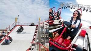 Piste De Karting : mario kart une immense piste de karting sur 4 tages va ouvrir ses portes aux etats unis ~ Medecine-chirurgie-esthetiques.com Avis de Voitures
