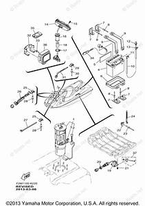 31 Yamaha Waverunner Parts Diagram