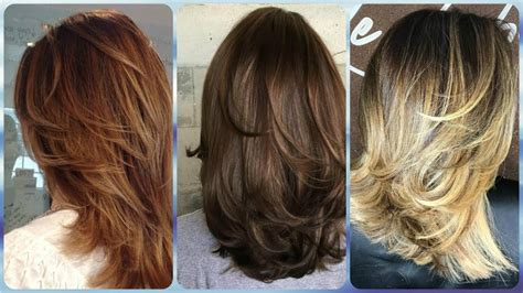 Medium Hairstyle For by 20 Ideas For Trendy Layered Haircuts For Medium