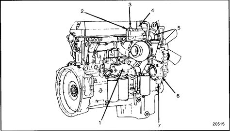 Hatz Diesel Fuel System Diagram by Series 60 Cooling System Components Detroit Diesel