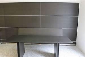 Bulthaup C2 Tisch : bulthaup musterk che wandpaneel mit bank und tisch ausstellungsk che in kupferzell von volpp ~ Frokenaadalensverden.com Haus und Dekorationen