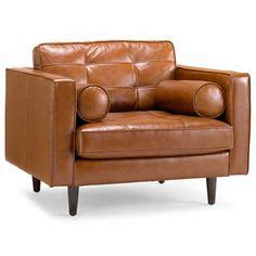 Darrin Leather Sofa From Jcpenney Furniture Chairs On Chairs Wing Chairs And Crate And Barrel