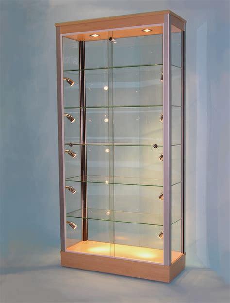 glass cabinet lighting glass display cabinets home designex cabinets glass 1224