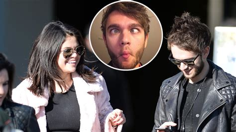 "Selena Gomez Gushes Over Boyfriend Zedd: ""He's Got Really ..."