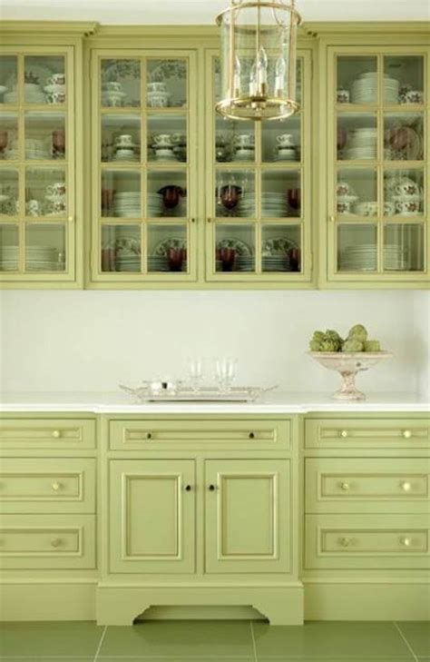 green kitchen paint style color green kitchen cabinets 5044